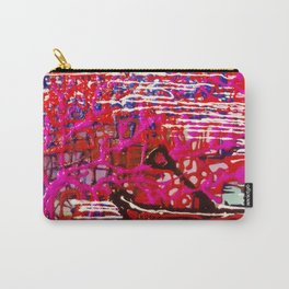 The Plum Tree Carry-All Pouch