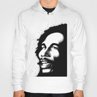 marley Hoodies featuring Marley by Mr Shins