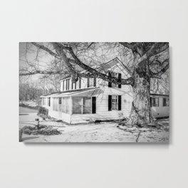 Grandmas House Metal Print