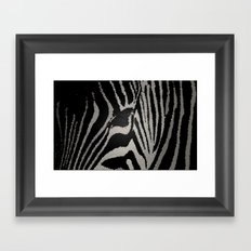 Patterns Framed Art Print