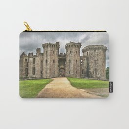 Gateway To The Castle Carry-All Pouch