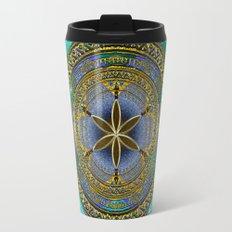 Yantra Mantra Mandala #1 Travel Mug