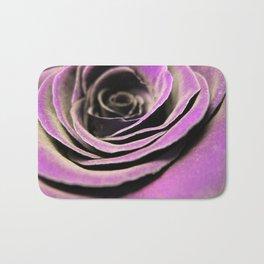 Pink Lilac Rose Bath Mat