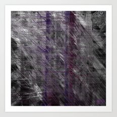 sharpened Art Print