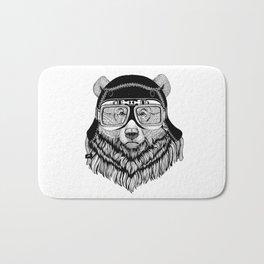 Grizzly Bear Speed Rebel Bath Mat