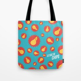 Sac de chips Tote Bag