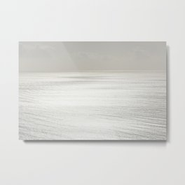 Above The Sea Metal Print