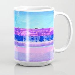 Sweden In A Glitch Coffee Mug