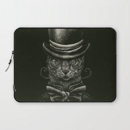 Classy Cat Laptop Sleeve