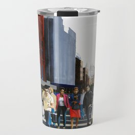 SoHo, New York City Travel Mug