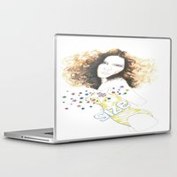 sparkle Laptop & iPad Skins featuring sparkle by jollypot