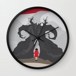 El Laberinto del Fauno Wall Clock