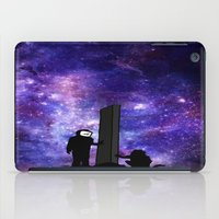 2001 a space odyssey iPad Cases featuring 2001: A Space Odyssey  by Joshua S
