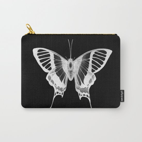 Butterfly's Ghost Carry-All Pouch