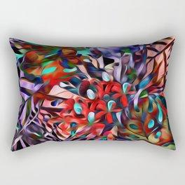 In the depths of the tropics Rectangular Pillow