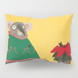 Happy Holidays Pillow Sham