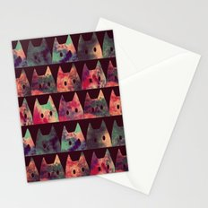 cat-129 Stationery Cards