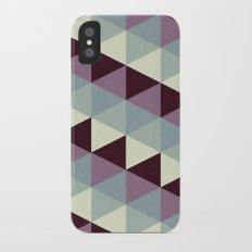 Raining Pleasure iPhone X Slim Case