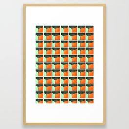 Pattern Series 201 Framed Art Print