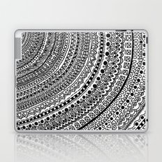 Black Pulse o1. Laptop & iPad Skin