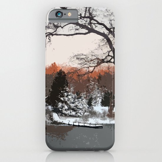 Tranquility iPhone & iPod Case