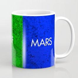THE FLAG OF MARS Coffee Mug