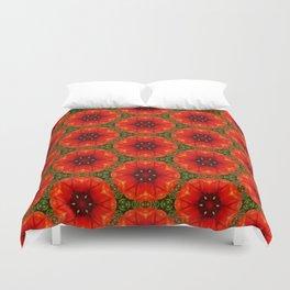 Poppy delight - 248 Duvet Cover