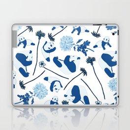Blue Pandas Laptop & iPad Skin