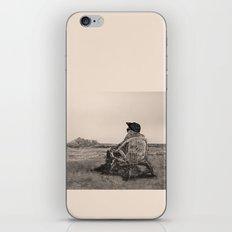 OLD WICKER iPhone & iPod Skin