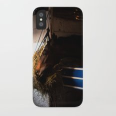 Horse Slim Case iPhone X