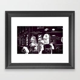 Giulviale Framed Art Print