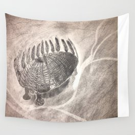 Wrink the Imaginary Creature  Wall Tapestry