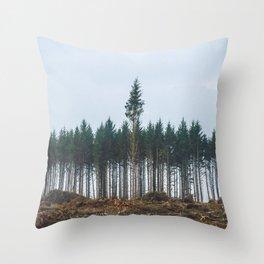 individualize  Throw Pillow
