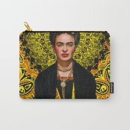Frida Kahlo 3 Carry-All Pouch