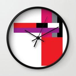 A language of alternative code #1 Wall Clock