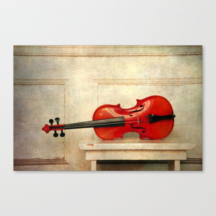 violin II Canvas Print
