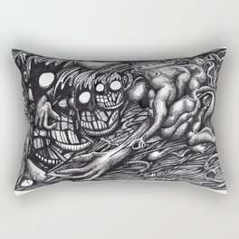 Grendel Mother Dream Rectangular Pillow