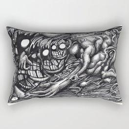 Grendel Mother Dream Rectangular Pillow