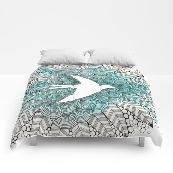 Piou. Comforters
