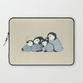 Pile of penguins Laptop Sleeve