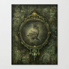 Knight Fantasy Canvas Print