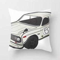 Datsun 501 Throw Pillow