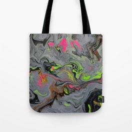 Toxic 3 Tote Bag