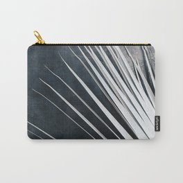 Dried Palm Carry-All Pouch