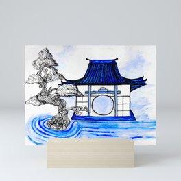 Sorry For The Rain Again Mini Art Print