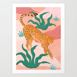 Mild Day Art Print