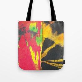 Patchwork Dye Tote Bag