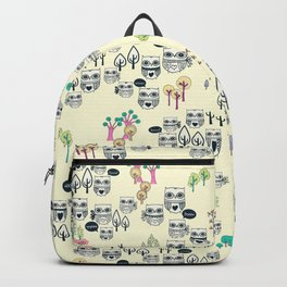 Forest Of Owls Backpack