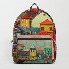 porto, portugal Backpack