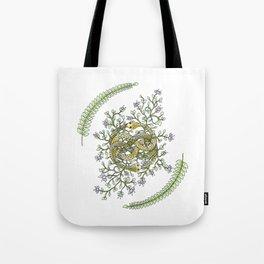 Neverending Story Inspired Auryn Garden Tote Bag